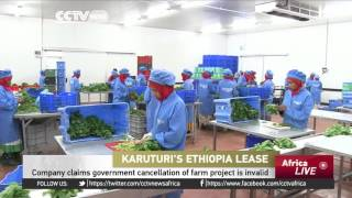 Company claims Ethiopian cancellation of farm project is invalid