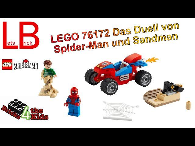 LEGO® 76172 Marvel Spider-Man: Das Duell von Spider-Man und Sandman