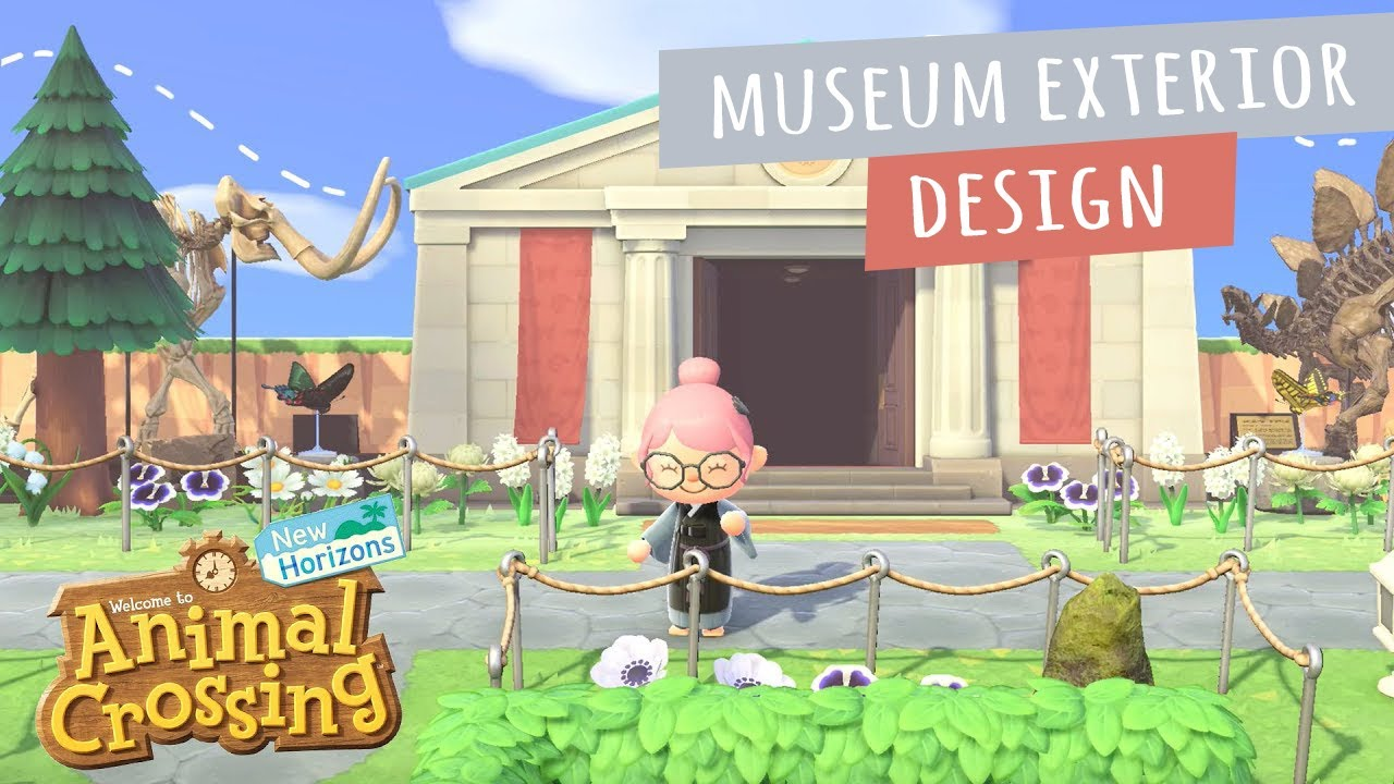 animal crossing new horizons island ideas museum