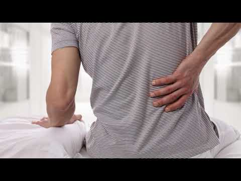 Почему болит спина у девушки