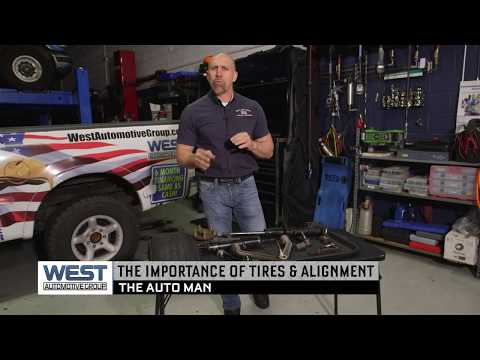 Tires & Alignment | Why Are They Important to Your Vehicle?