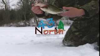 43 North Outdoors Ice Fishing Wisconsin
