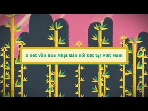 Nét văn hóa Nhật Bản được người Việt yêu thích