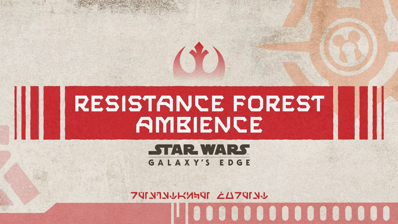 Resistance Forest Ambience Star Wars Galaxy S Edge Youtube