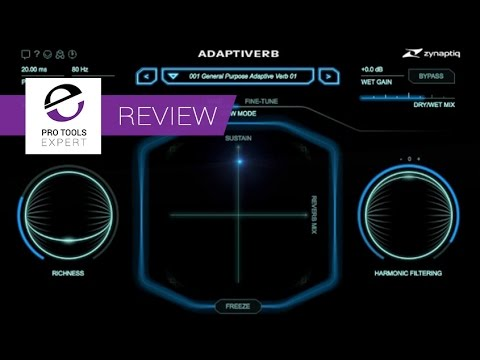 Review - ADAPTIVERB By Zynaptiq