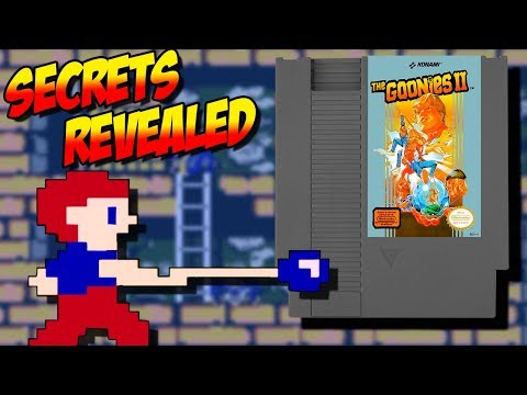 Goonies II NES Secrets and History | This Game is Good Enough