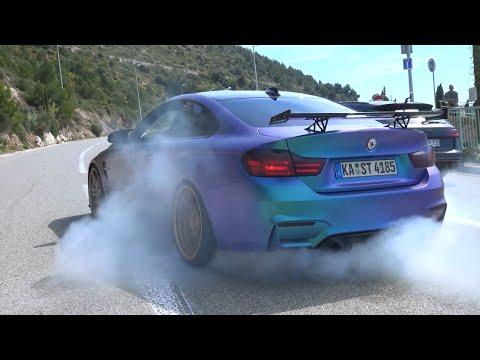600HP BMW M4 F82 PP Performance (Stage 3) w/ ADV.1 & Akrapovic Exhaust!