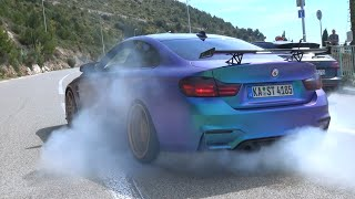 600HP BMW M4 F82 PP Performance Stage 3 W ADV.1 And Akrapovic Exhaust