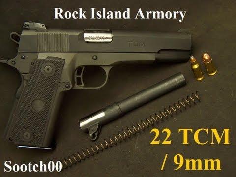 Rock Island Armory 22 TCM Micromag 1911 Pistol
