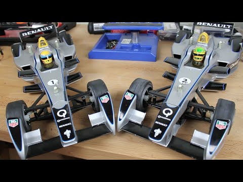 Qualcomm Formula 1e RC vs  Scale Behind the Scenes - The Challenge