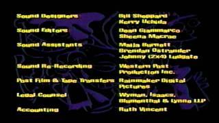 Ed, Edd n Eddy - Credits