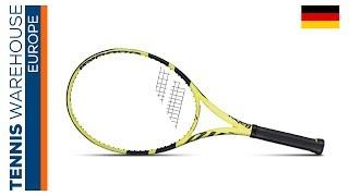 Babolat Pure Aero 2019 Tennisschläger - Testbericht 🇩🇪