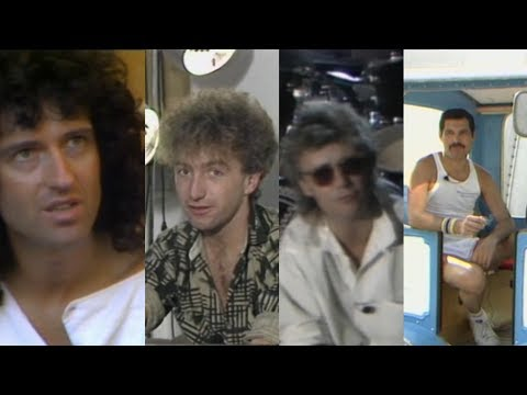 Queen  for French TV 1984 - REUPLOADED