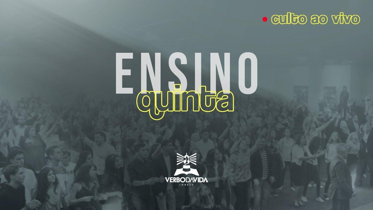 Culto ao vivo - Verbo da Vida Brasília - 09/07/2020
