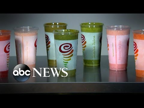 What's really in your Jamba Juice?