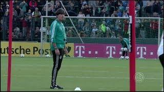 Training der Nationalmannschaft in Berlin 09.10.18