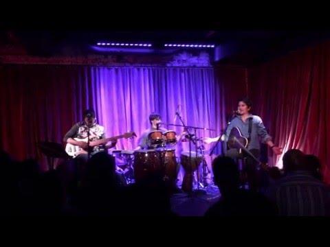 Jorge Villamizar (of Bacilos) - Solo un segundo (Live @ Subrosa, NYC)