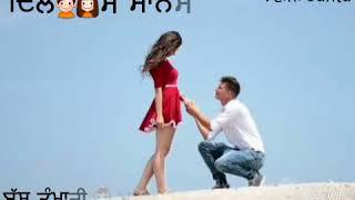Punjabi Song, WhatsApp Status Video, babbu maan, meri muskan, status.