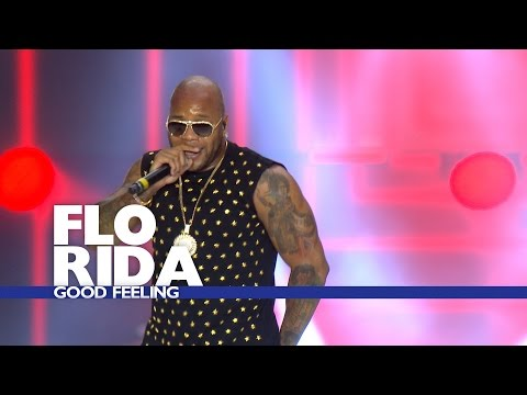 Flo Rida - 'Good Feeling' (Live At The Summertime Ball 2016)