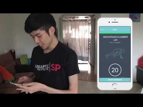 BROFESSOR - App That Helps You Gain Weight (School Project)