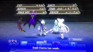 Tales of Symphonia Dawn of The New World Monster Guide: Evolution Trees Part 1