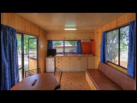 Cooma Snowy Mountains Tourist Park - Ensuite Cabins - Floorplan 2