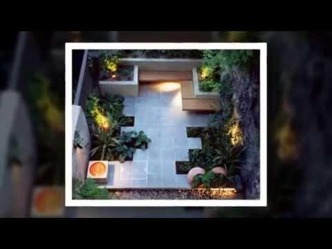Idee per il piccolo giardino youtube - Idee per recinzioni giardino ...