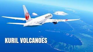 Kuril Volcanoes - Infinite Flight Movie