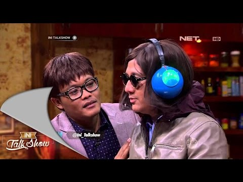 Ini Talk Show 21 September 2015 Part 4/6 - Armand Maulana, DJ Una, Vega, Anna