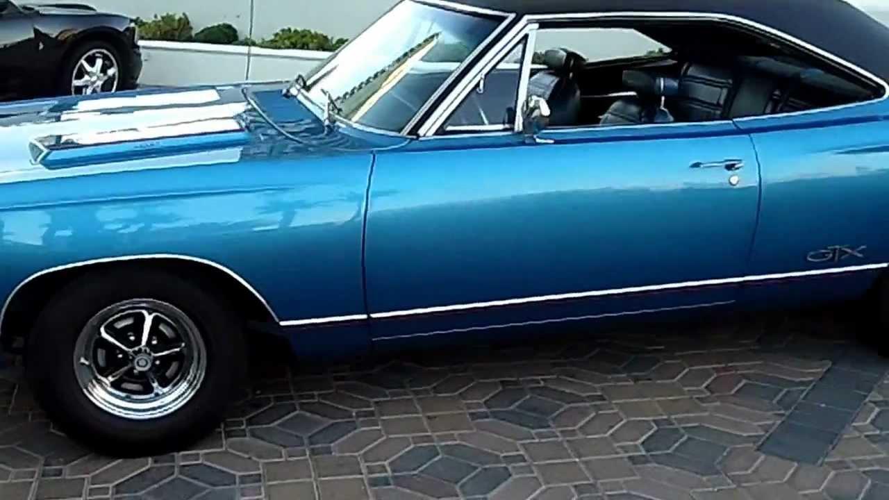 medium resolution of 1969 pontiac gtx at celebrity cars las vegas at the palazzo hotel