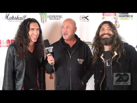 Ronnie Montrose Remembered: Brent Woods & Michael Devin