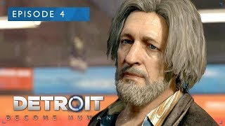Detroit: Become Human – Episode 4: On The Run ★ Story & Cutscenes Series 【Peace Edition】