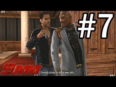9mm - iPhone Gameplay Chapter 7: Framing The Devil HD