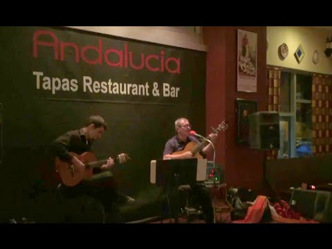 Andalucia Tapas Restaurant & Bar -  Houston TX