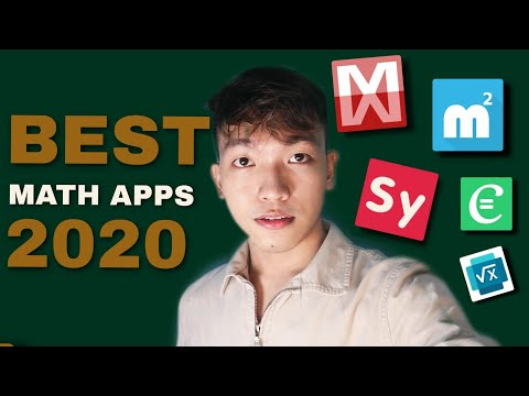 BEST APPS THAT SOLVED MATH PROBLEMS 2020 | STUDENT APPS