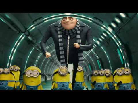 Gru Mi Villano Favorito Trailer Crea Tu Propio Minion Youtube