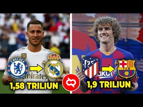 Kalahkan Rekor Ronaldo! Harga Transfer Pesepakbola Ini Kelewat Mahal?