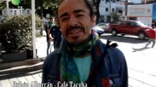 Gambar cover Saludo Rubén de Café Tacvba