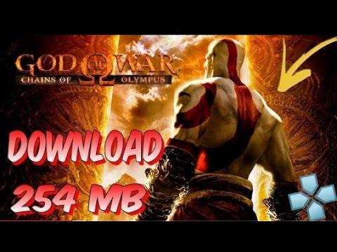 God of war ppsspp download