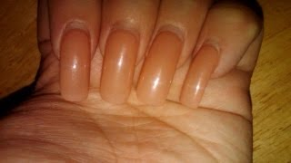 Sephora by OPI - Nonfat Soy Half Caff Review and Swatch Thumbnail