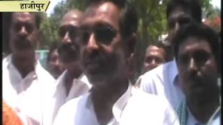 LS polls: RLSP President Upendra Kushwaha casts his vote in Hajipur