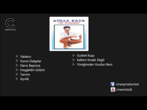 Atilla Kaya - Vurun Dalgalara   #Taverna