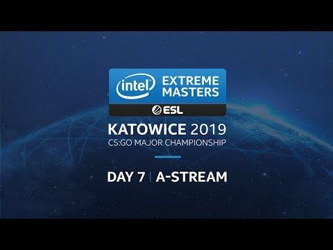 LIVE: Team Liquid vs. NaVi [Dust2] Map 2 - Swiss Ro3 - Legends Stage - IEM Katowice 2019