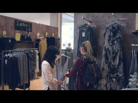 House of Fraser (Bluewater) receive the 'Collaboration Award'