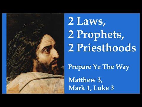 Download Come Follow Me Matthew 3 Mark 1 Luke 3 MP3, MKV, MP4