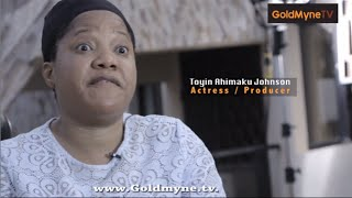 Behind The Scenes of 'OJU EKUN' featuring Toyin Aimakhu, Ricardo Agbo, Abimbola Daramola..