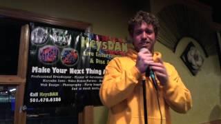 PaulRay Galloway   Great Balls Of Fire {Karaoke by KeysDAN}