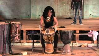 Dafra Keita - Burkina Faso Griot / Drum and Dance Teacher