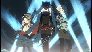 Watch Black Fox Anime Trailer/PV Online