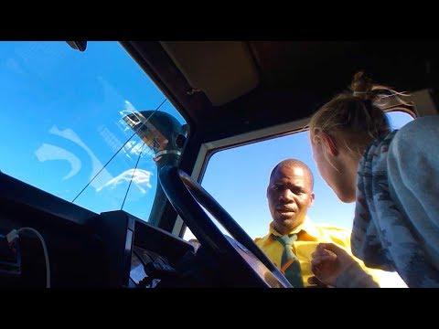 Secretly Filming Zimbabwe Police Roadblocks!